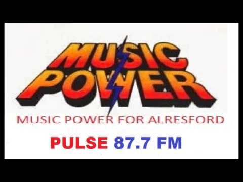 pulse 87 7 fm alresford pirate radio ( 1995 )