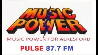 pulse 87 7 fm alresford pirate radio ( 1995 )