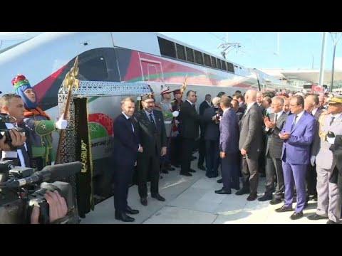 Maroc : un TGV Tanger-Casablanca