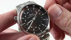 Sinn Frankfurt World Time Watch 6060.011 Luxury Watch Review