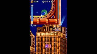Sonic Rush #5 - Sonic - Night Carnival