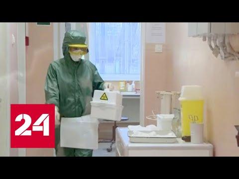 В России начали испытывать вакцину против коронавируса на животных. 60 минут от 20.03.20