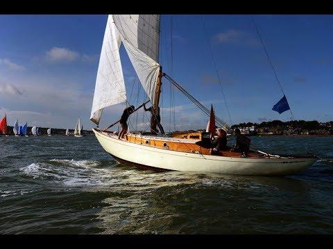My Classic Boat.  Fife Sloop 33ft 1952