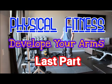 Health & Physical Fitness tutorial Develope your Arms last part thumbnail