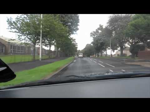 Foxbar to Paisley West End