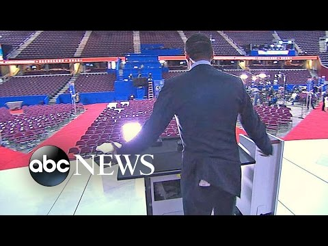 Republican Convention 2016 | Live Tour Behind the Scenes