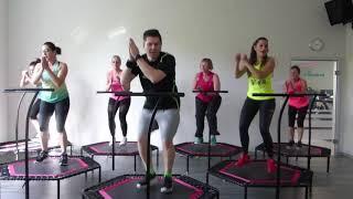 Jumping Fitness - Lendo Calendo (Dan Balan)