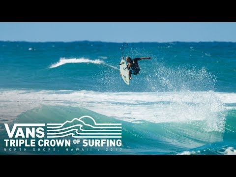 Double Shaka with Dylan Graves: Episode 2  Vans Triple Crown of Surfing  VANS