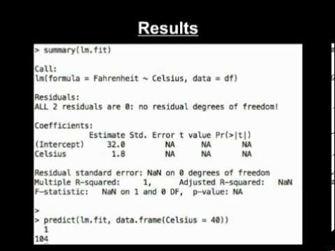 O'Reilly Webcast: Machine Learning for Hackers