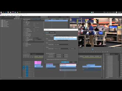 Premiere Pro track matte issues identified