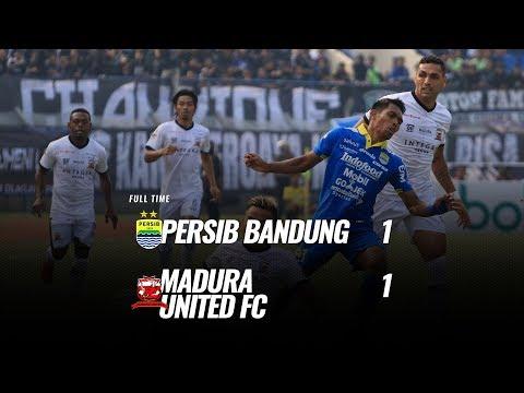 [Pekan 5] Cuplikan Pertandingan Persib Bandung Vs Madura United FC, 23 Juni 2019