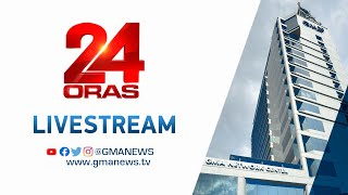 24 Oras Livestream: April 9, 2021 - Replay