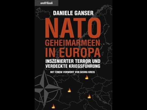 Daniele Ganser: NATO's Secret Armies: fact or fiction?/Voice of Russia/20.06.2012