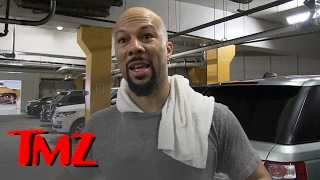 Common Defends Snoop Dogg's Freedom of Expression in Trump Beef | TMZ