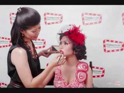 Makeover Makeup Academy, Beauty School @ Jakarta
