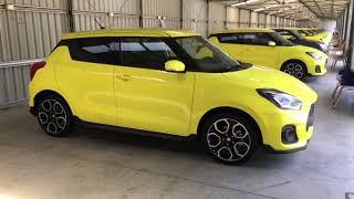 Suzuki Swift Sport 2018 Walkaround Video