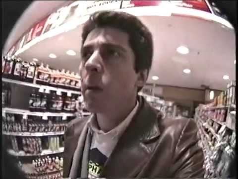 Nelson Goes to a Grocery Store in Atlanta in 1989