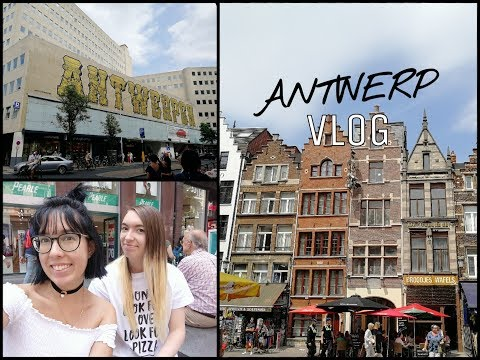 A day in Antwerp // Adventures in Belgium part 2