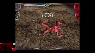 Injustice Gods Among Us iOS John Stewart Green Lantern Challenge Battle 2 Standard