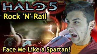 Face Me like a Spartan! [Halo 5 - EP:54] (Rock