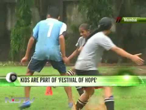 Slum kids from Mumbai to go to South Africa