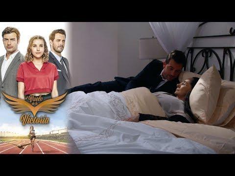 Andres sufre la muerte de su madre | El vuelo de la victoria - Televisa