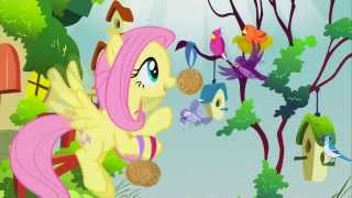 Music in the Treetops - MLP FiM - Fluttershy (song+mp3)[HD]