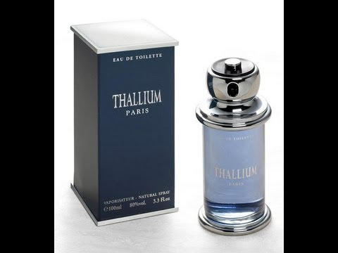 Cheap But Good Fragrance! 'Thallium' For Men Un-boxing/First Impressions