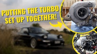 ATS Billet CT21 or CT26? Building the 3SGTE Turbo setup! - Project MR2 Turbo (Ep.6)