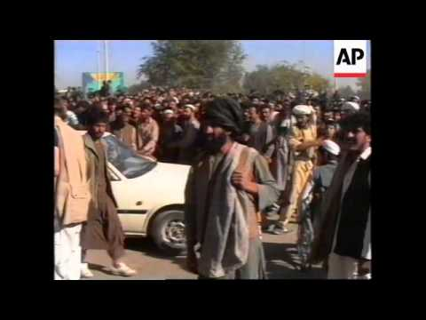 AFGHAN: TALIBAN FORCES CONTINUE EXECUTIONS AFTER TAKING KABUL