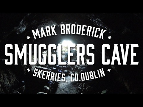 SMUGGLERS CAVE | THINGS TO DO IN SKERRIES DUBLIN IRELAND
