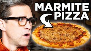 Download Marmite Pizza Taste Test Mp3 and Videos