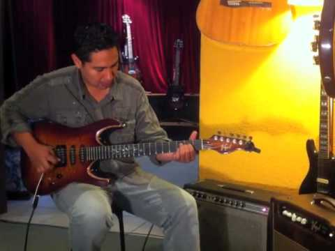 Demo Vogel Guitars 2