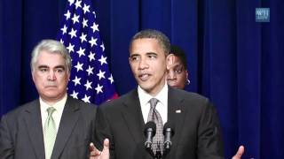 President Obama on the West Philly Hybrid X (EVX Team) -- Progressive Insurance Automotive X PRIZE