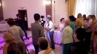 Свадьба - трогательная речь невесты к родителям