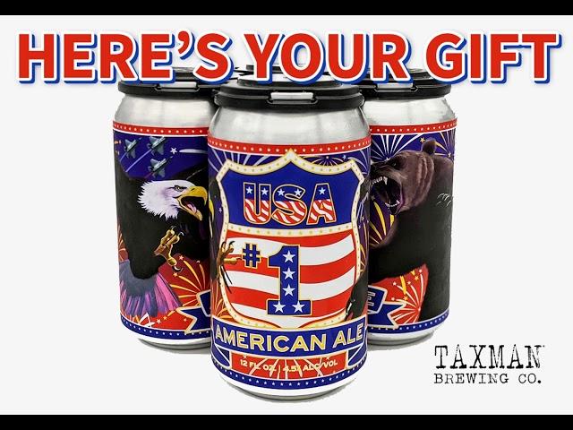 USA #1 American Ale