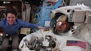 "NASA宇航员提供如何适应""居家令""诀窍"