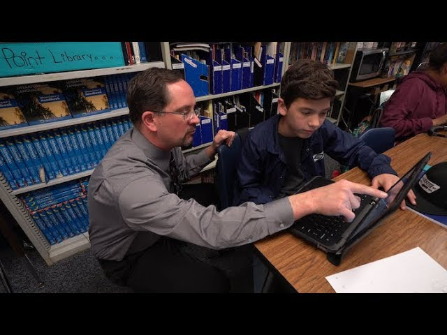 Mastery Learning in Mr. Vandenberg's Class