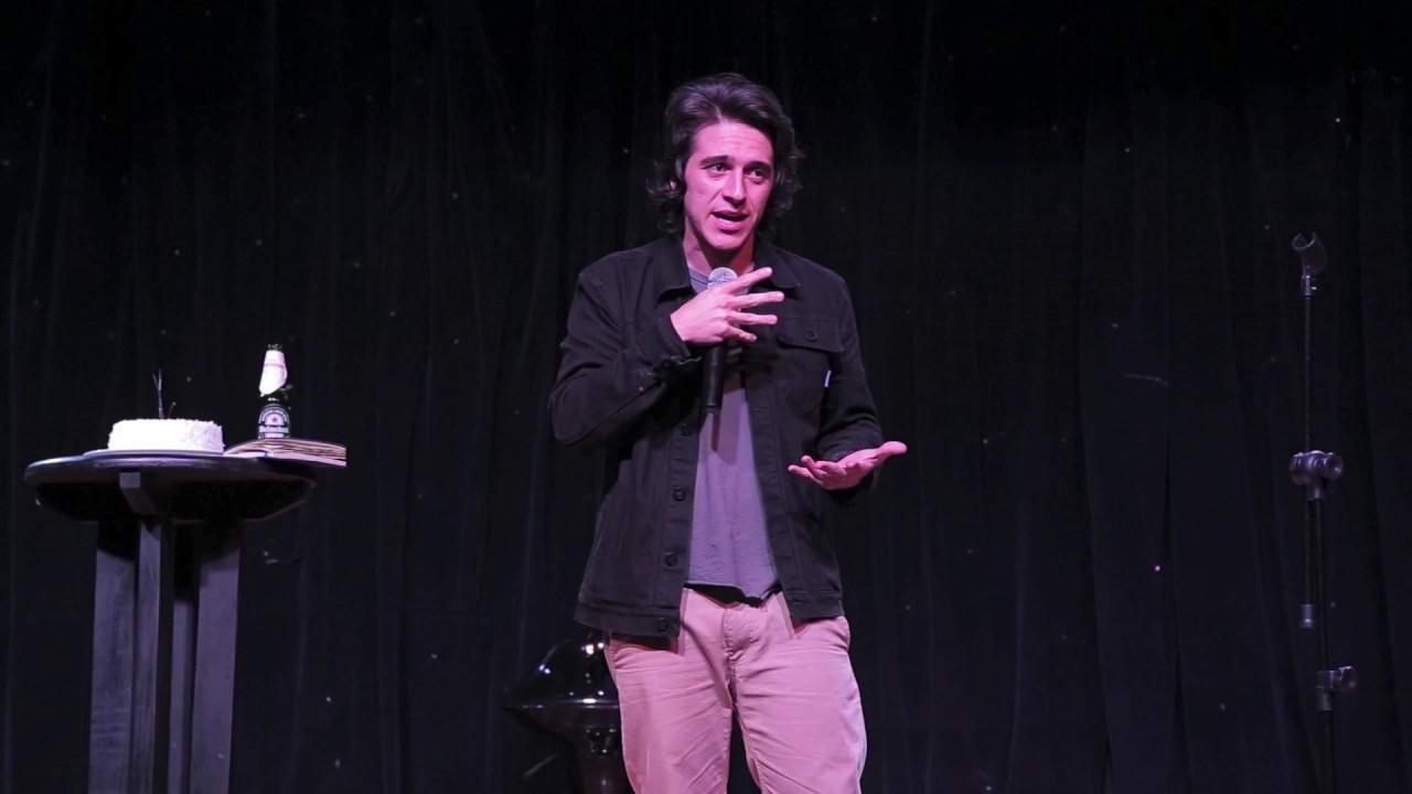 Patrick Maia - Os Atrasados do ENEM - Stand Up