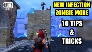 PUBG MOBILE NEW UPDATE 0.14.0 : TOP 10 TIPS & TRICKS TO SURVIVE & WIN IN NEW ZOMBIE INFECTION MODE