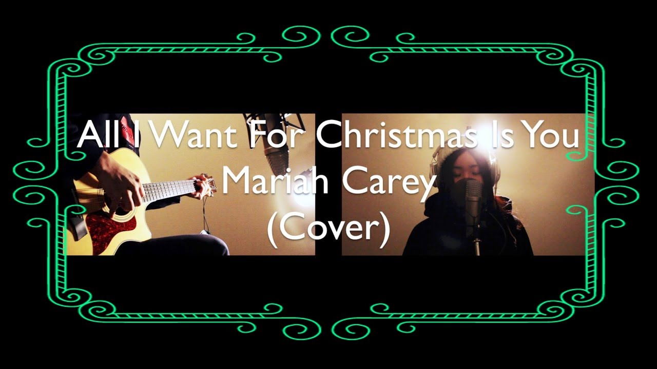Mariah Carey - All I Want For Christmas Is You (Cover by AlbatoLuce)