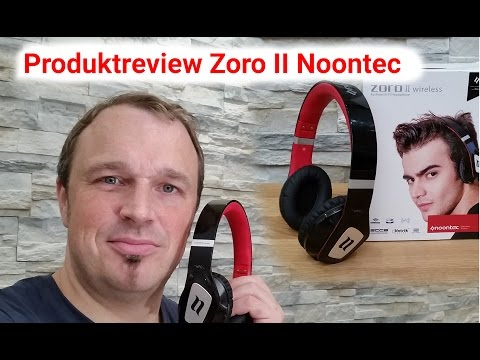 NOONTEC ZORO II Wireless Bluetooth Kopfhörer Produkttest