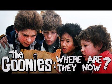 The Goonies: Where Are They Now?