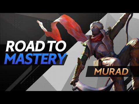 Road to Mastery - Murad | Advanced Gameplay Guide - Arena of Valor