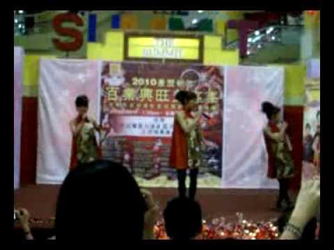 2010-02-01 金玉满堂 M GIRLS 贺岁专辑宣传 SUMMIT PARADE BATU PAHAT part 1