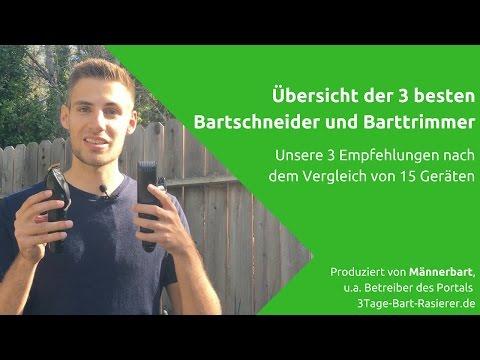 Bartschneider / Barttrimmer Test: Vorstellung Unserer 3 Empfehlungen (nach Vergleich Von 14 Geräten)