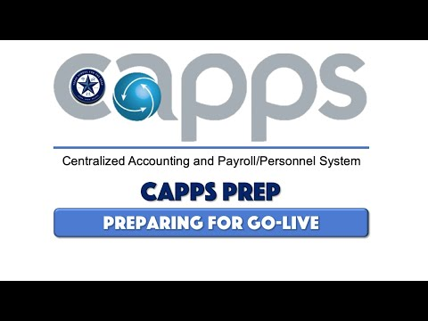 capps login for state employees