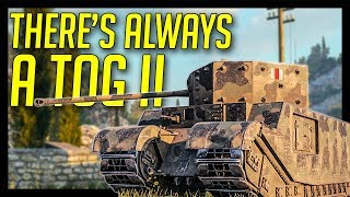 ► There's Always a TOG II 😡 - World of Tanks Gameplay