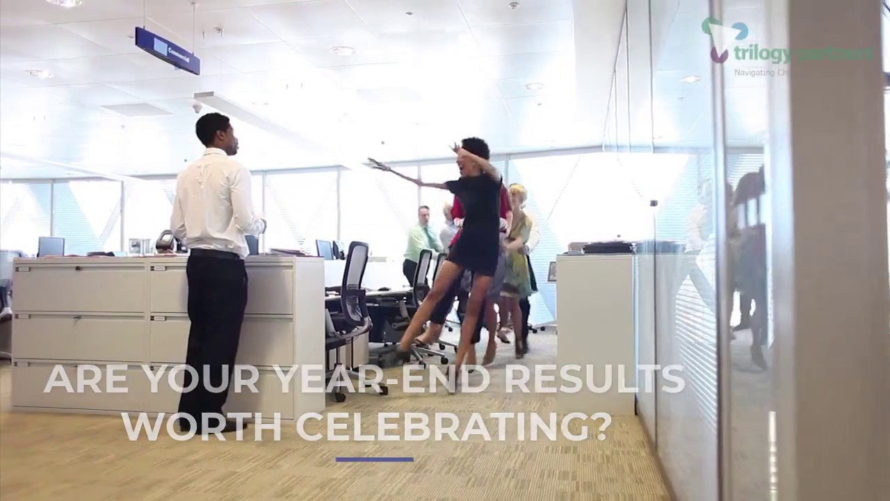 Trilogy Partners LLC - Celebrate Your Results!