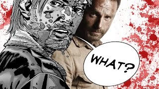 WHAT?! Andrew Lincoln Spoiler Tease for 2nd half of Season 6 on The Walking Dead